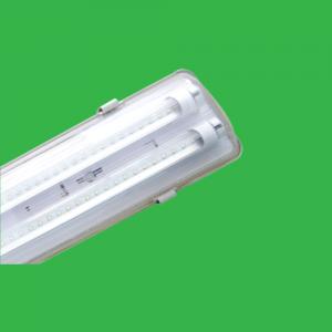Bộ máng chống thấm LED TUBE 0.6M đôi