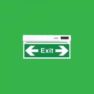 Đèn LED Exit thoát hiểm 1mặt trái & phải