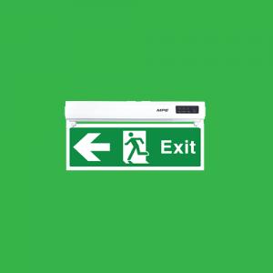 Đèn LED Exit thoát hiểm 2 mặt