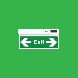 Đèn LED Exit thoát hiểm 2mặt trái & phải