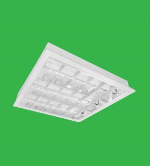 Máng đèn âm trần PRFF418L40